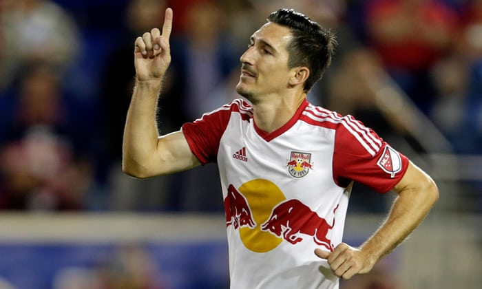 New York Red Bulls 'Supporters' Shield poderia augurar a vitória da MLS Cup