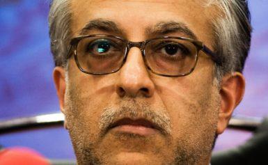 Sheikh Salman submete formalmente candidatura à presidência da Fifa