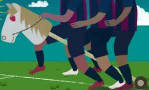 Lionel Messi, Luis Suárez e Neymar trazem luz para a escuridão do futebol